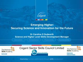 Cogent Sector Skills Council Limited