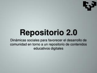Repositorio 2.0