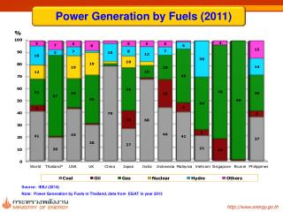 Power Generation by Fuels (2011)