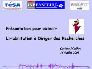 Corinne Mailhes  16 Juillet 2003