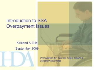 Introduction to SSA Overpayment Issues