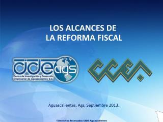 Aguascalientes, Ags. Septiembre 2013.