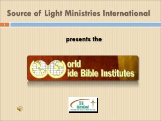 Source of Light Ministries International