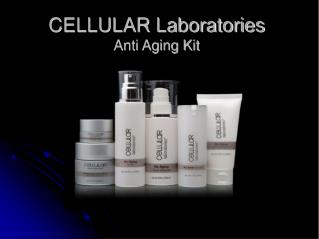 CELLULAR Laboratories Anti Aging Kit