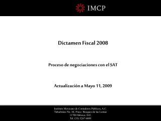 Instituto Mexicano de Contadores Públicos, A.C. Tabachines No. 44, Fracc. Bosques de las Lomas