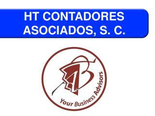 HT CONTADORES ASOCIADOS, S. C.