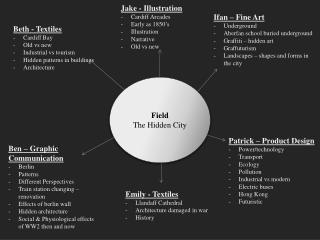 Field The Hidden City