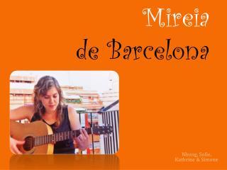 Mireia de Barcelona