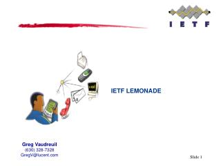 IETF LEMONADE
