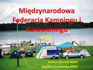 Międzynarodowa Federacja Kampingu i Karawaningu