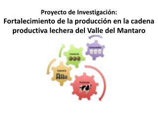 Universidad Nacional Agraria La Molina  Facultad de Zootecnia