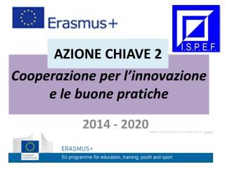 Cooperazione per l'innovazione  e le buone pratiche