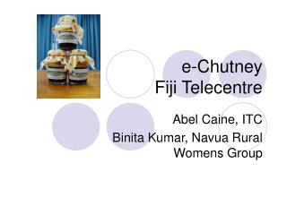 e-Chutney Fiji Telecentre