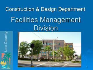 Facilities Management Division