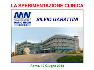 La Sperimentazione clinica