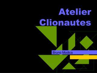 Atelier Clionautes