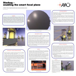 Starbug –  enabling the smart focal plane