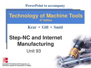 Step-NC and Internet Manufacturing