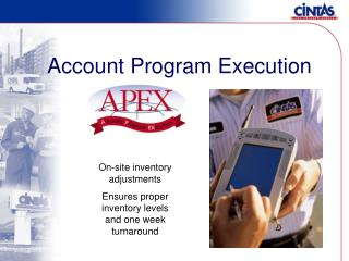 Account Program Execution