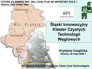 Śląski Innowacyjny Klaster Czystych Technologii Węglowych