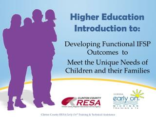 Higher Education Introduction to: