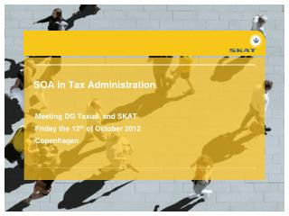 SOA in Tax Administration