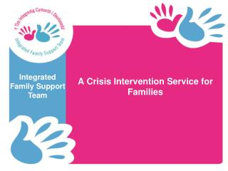 A Crisis Intervention Service for Families