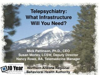 Telepsychiatry: What Infrastructure Will You Need?