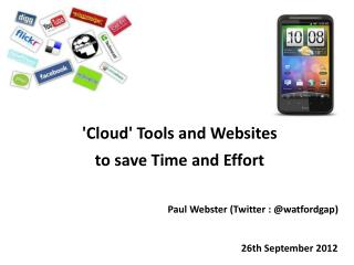Paul Webster (Twitter : @watfordgap) 26th September 2012