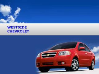 Chevrolet Car Dealers