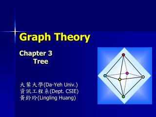 Graph Theory Chapter 3         Tree