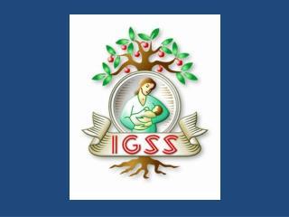 INSTITUTO GUATEMALTECO DE SEGURIDAD SOCIAL. I.G.S.S.
