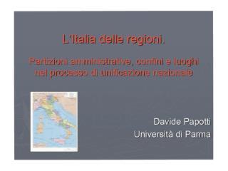 Italia Regioni Papotti