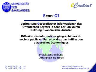 Tel. ++49 - 6897 - 798 - 233  Fax ++49 - 6897 - 798 - 206