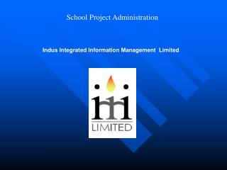 School Project Administration