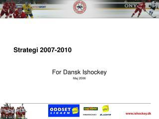 Strategi 2007-2010