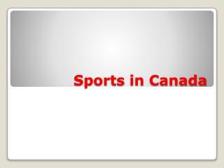 SportsinCanada