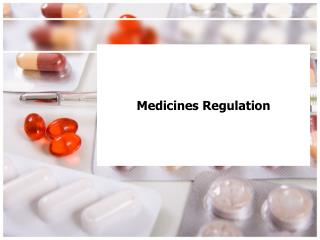 Medicines Regulation