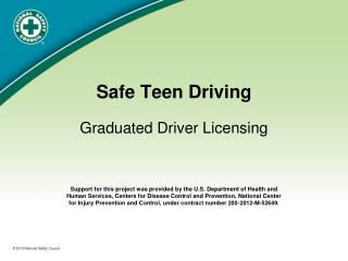 Safe Teen Driving