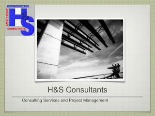 H&S Consultants