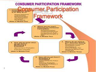 Consumer Participation Framework