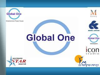 Global One Ltd. 3530 Wilshire Blvd. Suite 1860 • Los Angeles, CA 90010