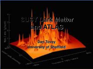 SUSY Dark Matter  and ATLAS
