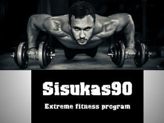 Mitä on  Sisukas90 ?
