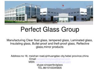 Perfect Glass Group