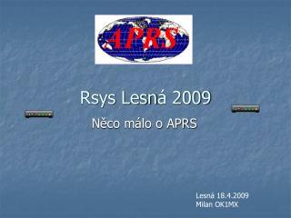 Rsys Lesn á 2009
