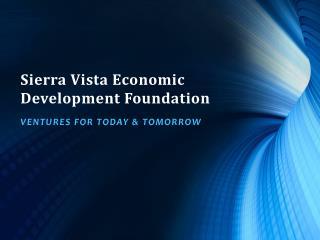 Sierra Vista Economic Development Foundation