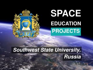 SPACE EDUCATION PROJECTS