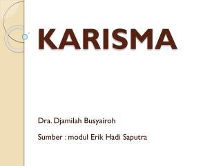 KARISMA