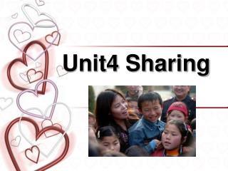 Unit4 Sharing